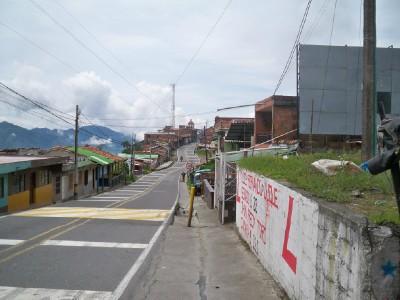 Versalles in Colombia