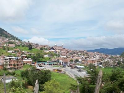 Yarumal in Colombia