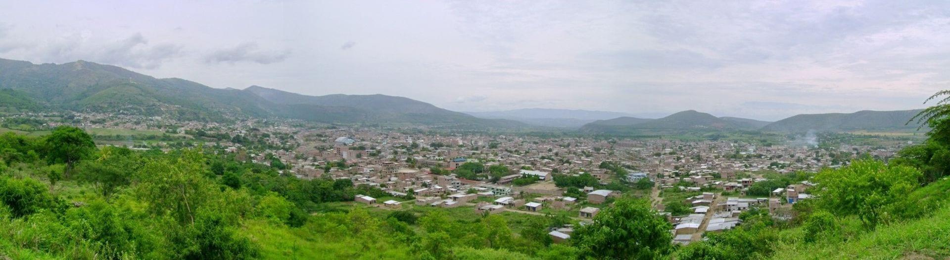 Jaen in Peru
