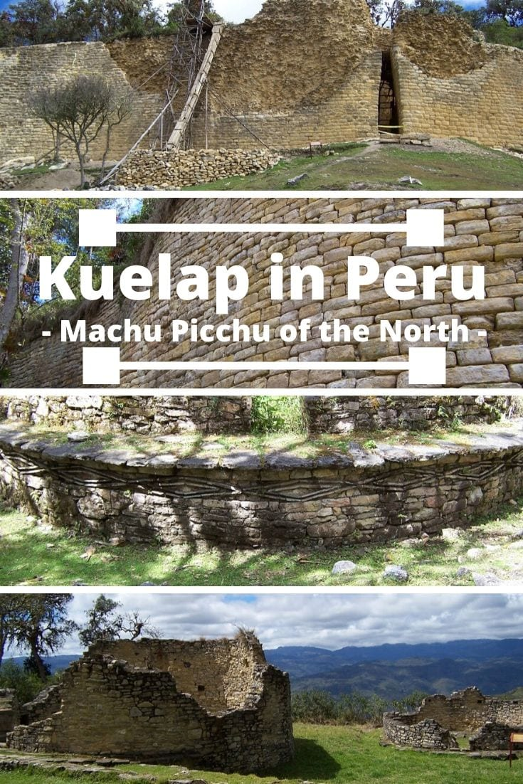 Kuelap in Peru - The Machu Picchu of the North