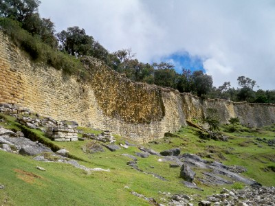 The Walls of Kuelap