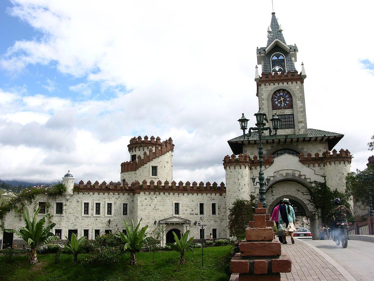 The Gates of Loja in Ecuador
