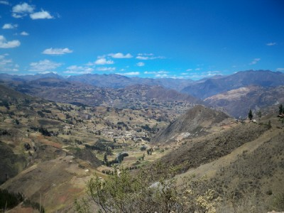 Angasmarca in Peru
