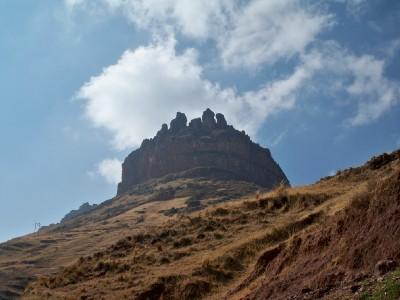 Corona Inca in Peru