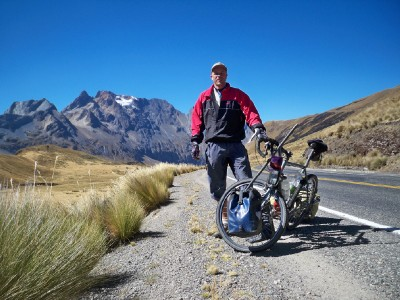 Dave's Travel Pages - cycling in peru