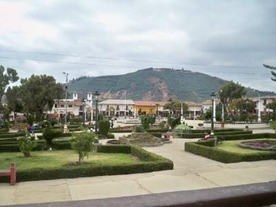 Huamachuco in Peru