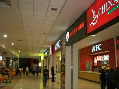KFC in Huancayo