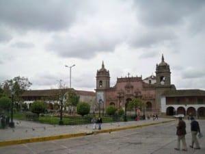Ayacucho Plaza