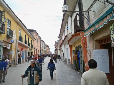 Sightseeing in Ayacucho, Peru