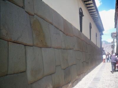 More stonework in Cusco