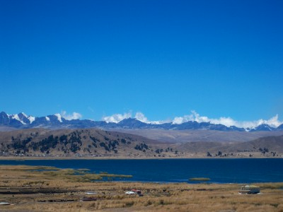 Huarina in Bolivia