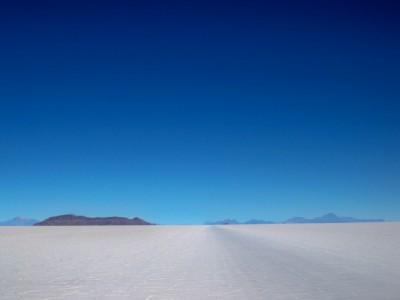 Isla de Pescado in Bolivia