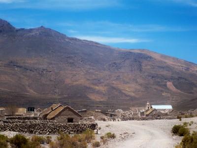 Tauca in Bolivia