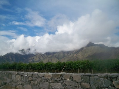 Cycling from Cafayate to Santa Maria in Argentina - Dave's Travel Pages