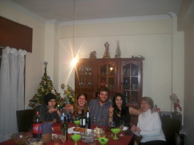 New Years in Salta