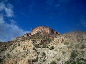 near Huaco