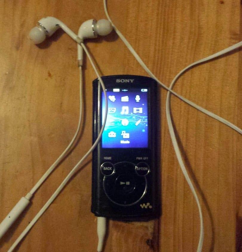 Sony Walkman nwz e463