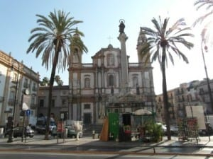 Palermo – Thurs 23 August