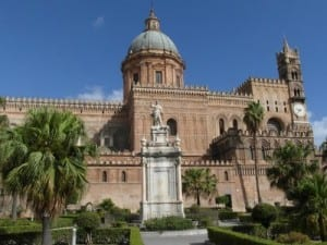 Palermo Cathedral – Monday 27th August