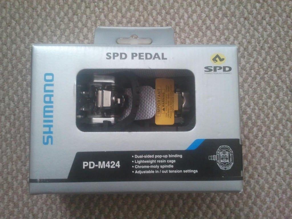 SPD Pedals