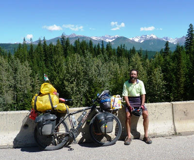 Ernest Markwood from Africa and Beyond bike touring blog