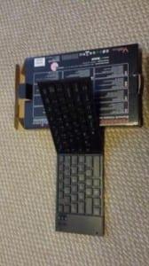 Bluetooth keyboard periboard-805