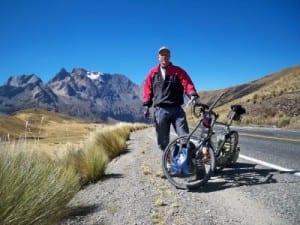 Travel the World by Bicycle – The Pros and Cons