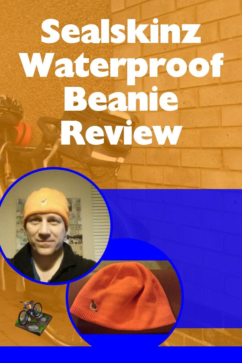 Sealskinz waterproof beanie review: The perfect waterproof hat for bikepacking and outdoor adventure!