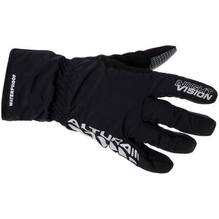 altura nightvision winter cycling gloves