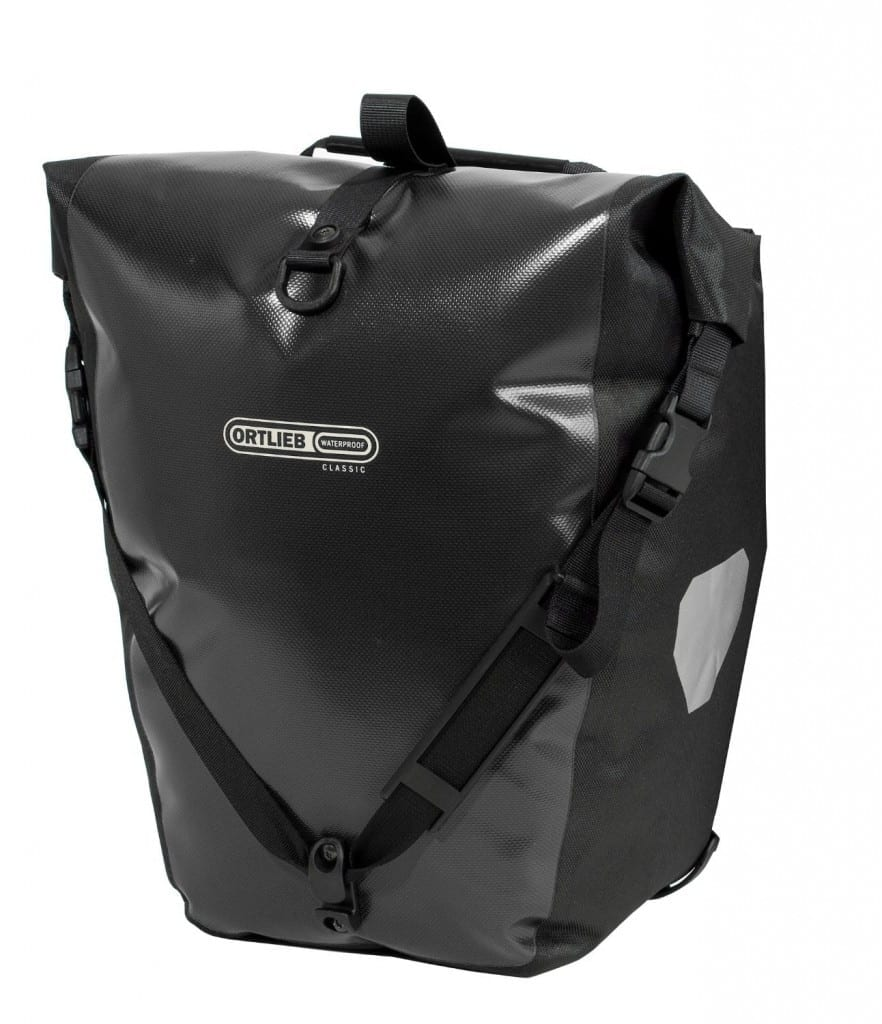 Ortlieb Back Roller Classic Review - Ortlieb Back Roller Classic Panniers for bicycle touring
