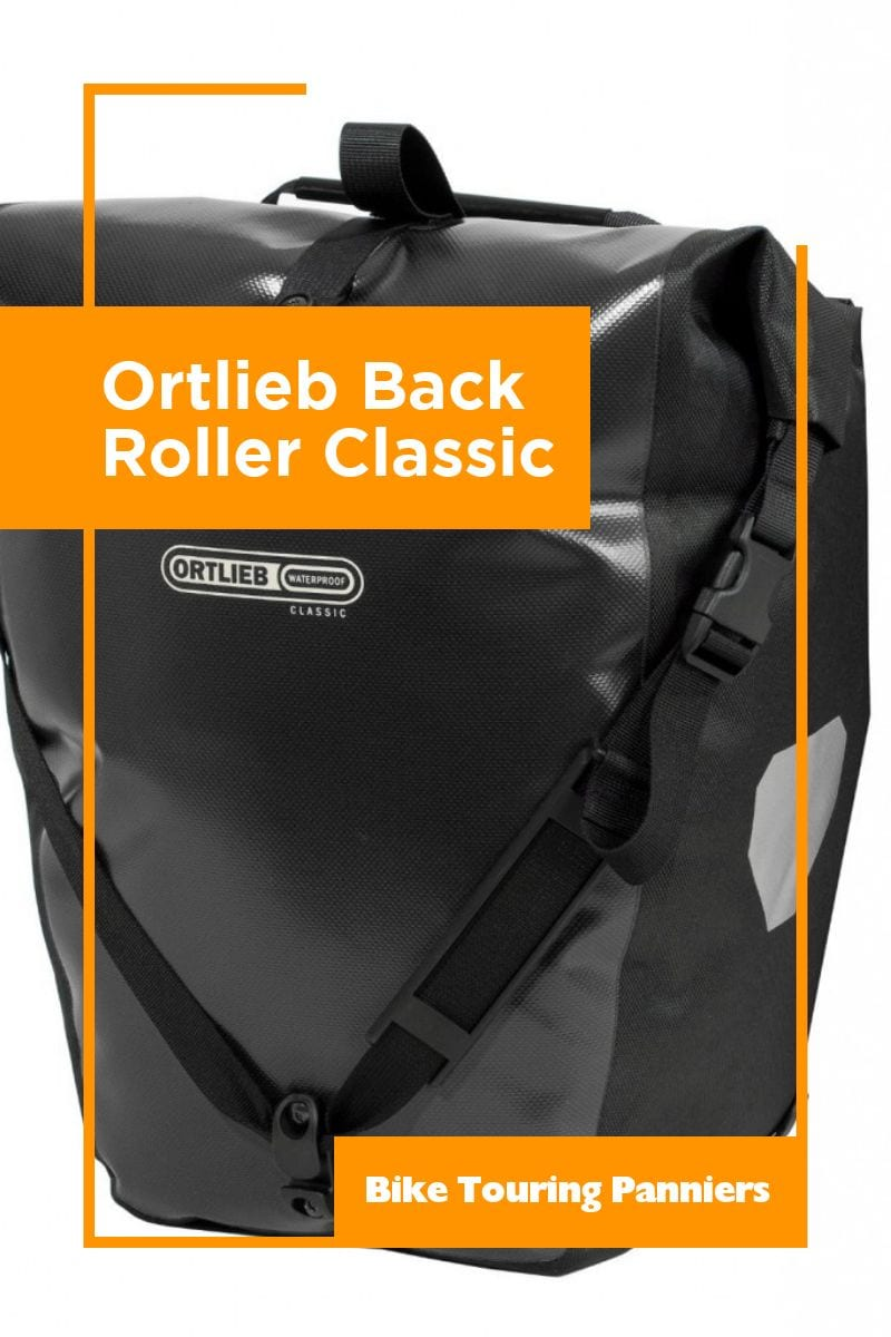 Why You Should Use Ortlieb Back Roller Classic Bicycle Panniers for Bicycle Touring. After cycling over 20,000 miles around the world, these are the only panniers for bicycle touring I would use. Read on to find out why...