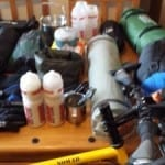 Bicycle Touring Gear List for a One Week Cycle Tour