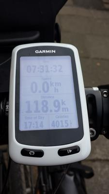 bicycle touring navigation GPS