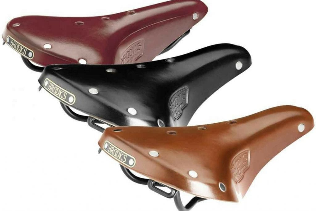 Why the B17 Brooks touring saddle is a great investment for your next bike tour.