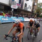 The Womens Tour of Britain comes to Northampton