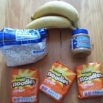 best foods for bicycle touring
