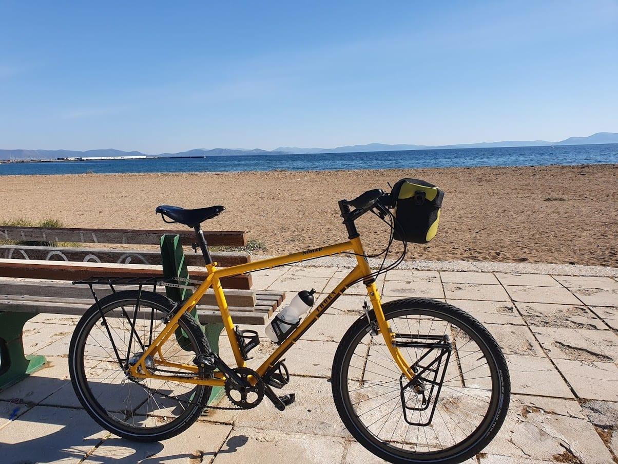 Thorn Rohloff Touring Bike