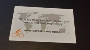 business cards for tbex athens daves travel pages