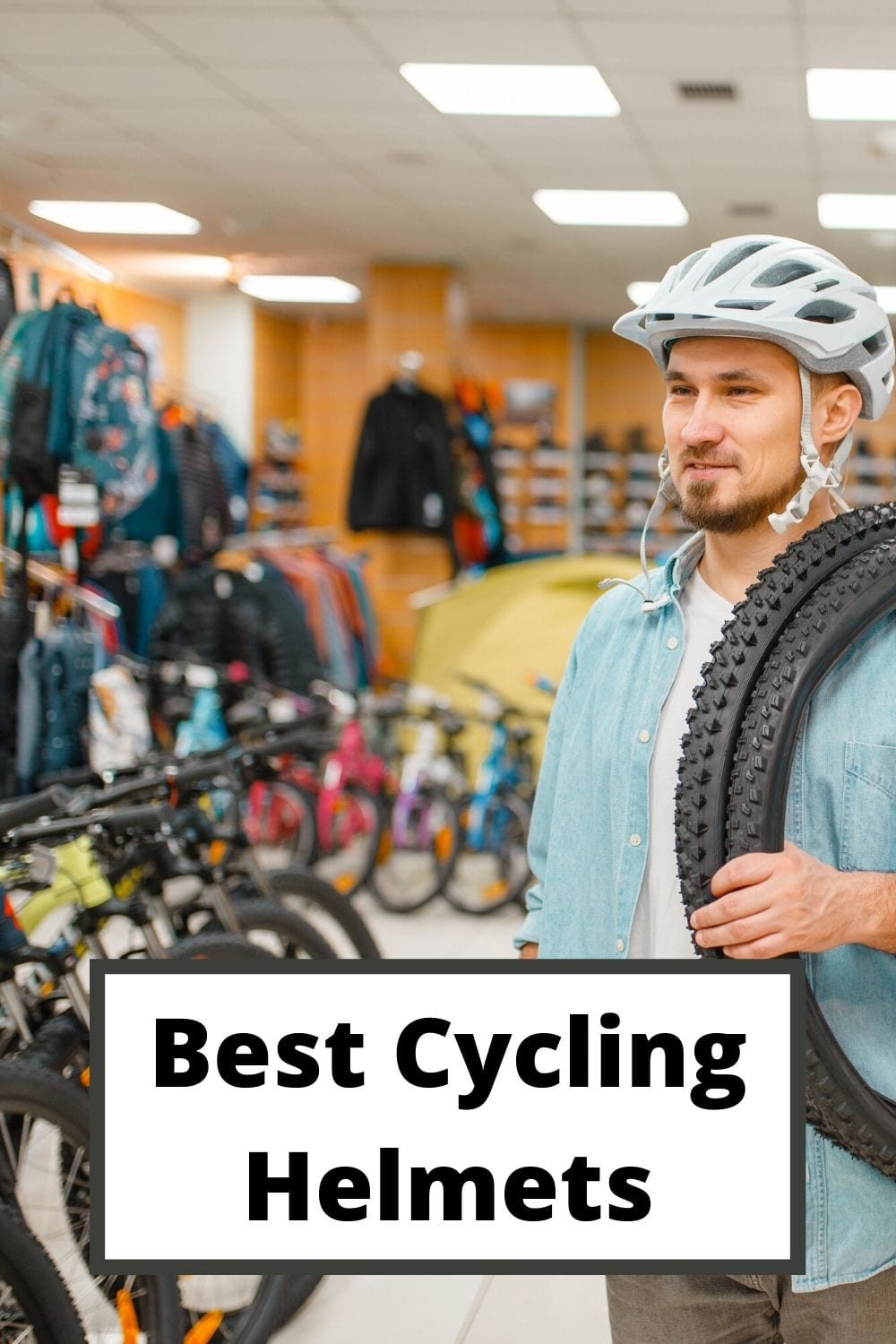 How to choose the best helmet for bike touring