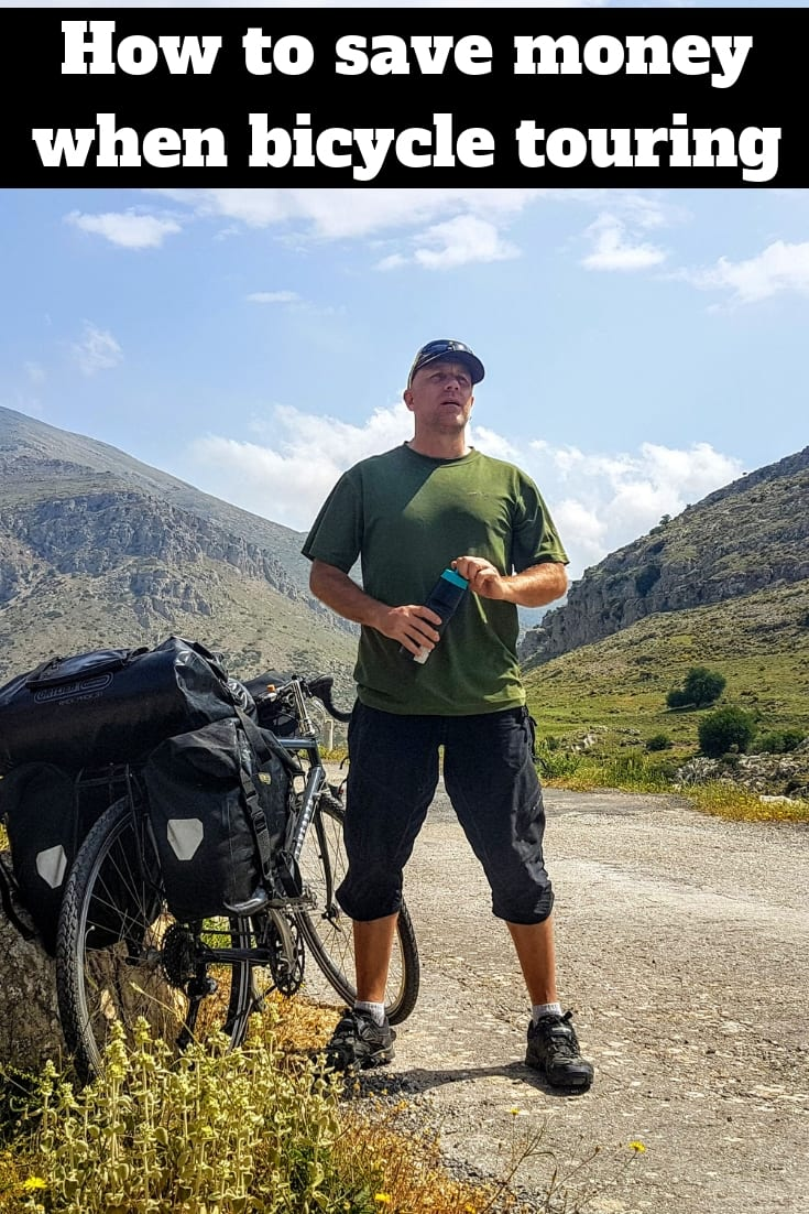 How to save money on a bike tour. If you're planning a bicycle touring trip, these travel tips will help you cut costs and travel further for longer.
