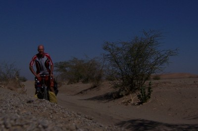 cycling in Sudan