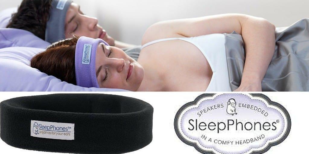 Sleepphones Wireless headphones travel review