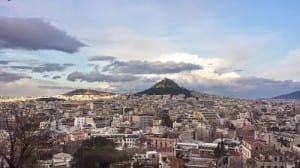 Athens, Bicycle Touring, Daves Travel Pages and the Future