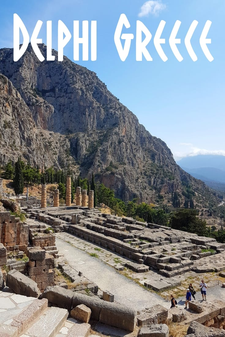 Ancient Delphi is an historic UNESCO site in Greece, where you can visit the Temple of Apollo, Tholos of Athena Pronaia, Delphi museum and more.