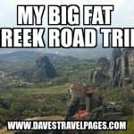 Greek Road Trip