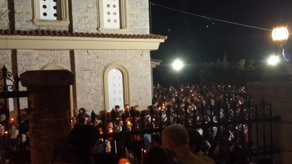 Greek Easter Liturgy