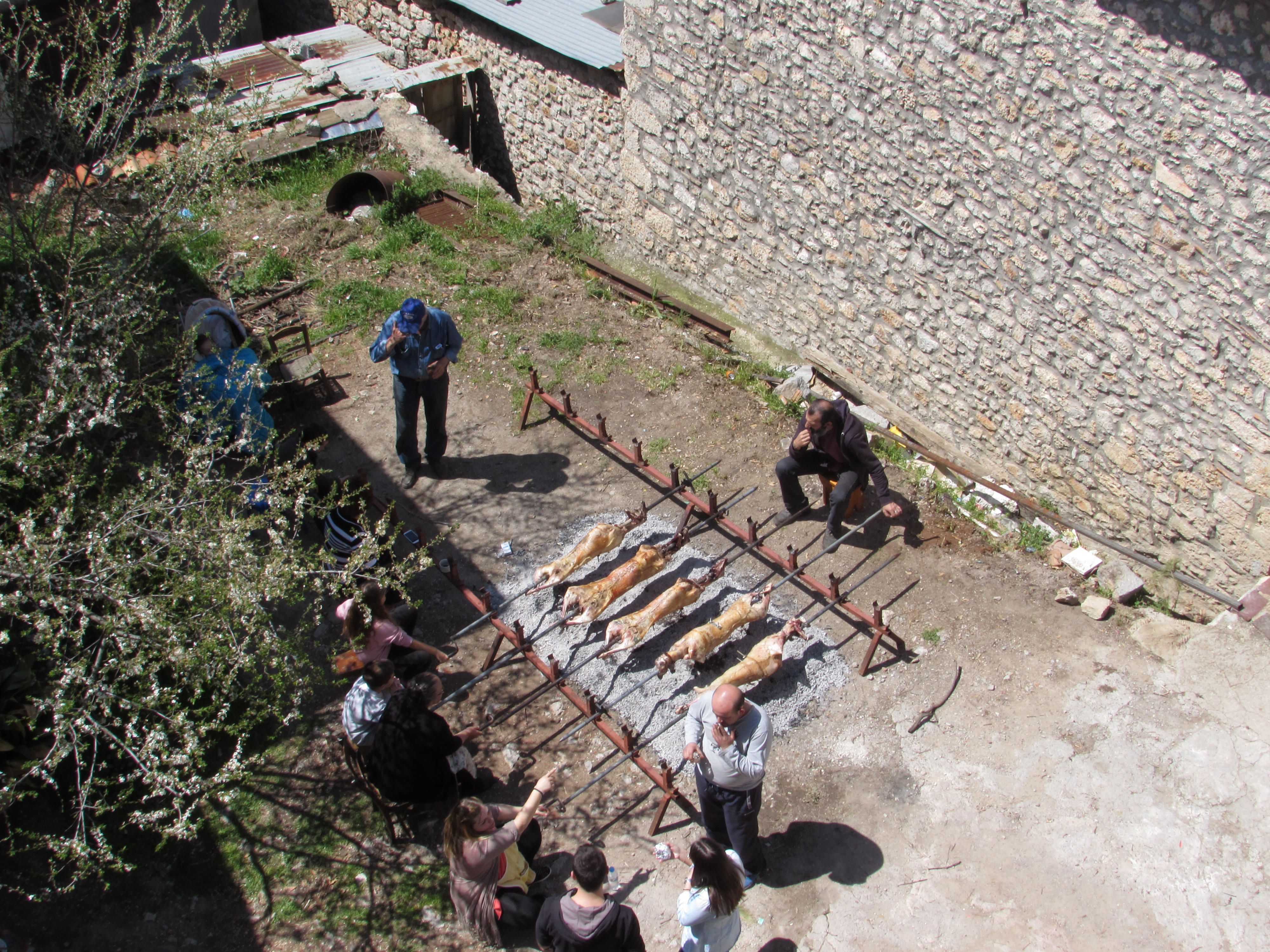 Greek Easter in Arachova