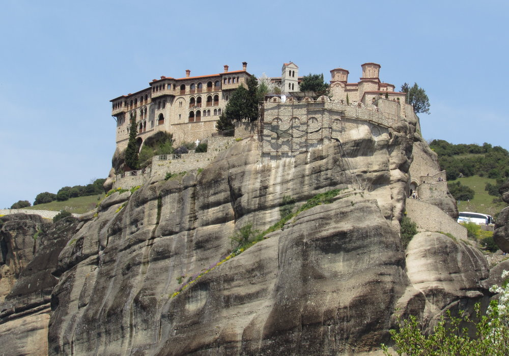 Meteora - Mountains, Monasteries, and Monks  Greece ...
