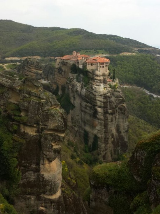 Seen from a distance, Meteora in Greece has a truly fascinating landscape. By taking a Meteora hiking tour, you can get up close and personal, and experience it from a different perspective. Read the full article to find out more.