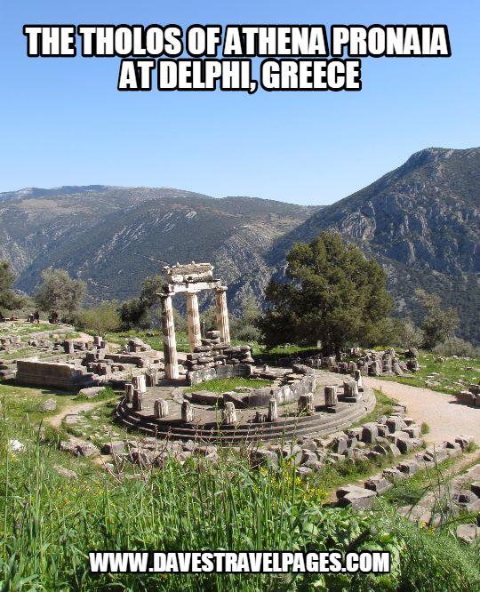 tholos-athena-delphi-greece